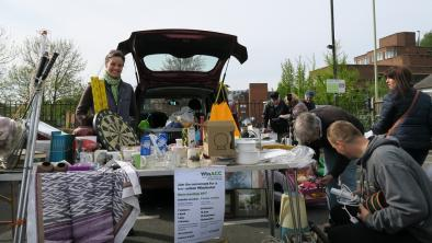 Car boot sale April 2017