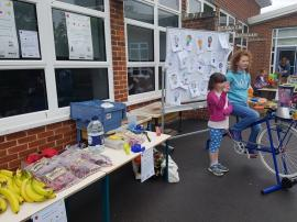 Kings Worthy School fair