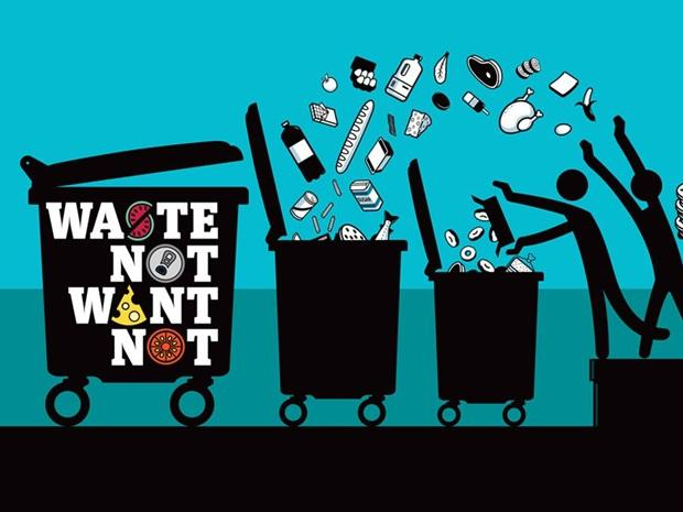 Waste Not Want Not (From The Grocer)
