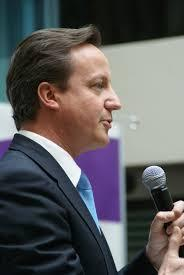 Photo of David Cameron